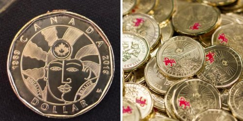 Canada Has Had 6 New Loonies & Toonies In The Last 2 Years & Some Are So Pretty (PHOTOS)
