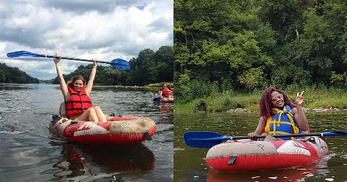 You Can Float For Hours On This Natural 13-km Lazy River In Ontario
