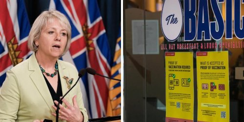 BC's Vaccine Passport Just Got Even Stricter & These Are The New Rules To Enter Most Places