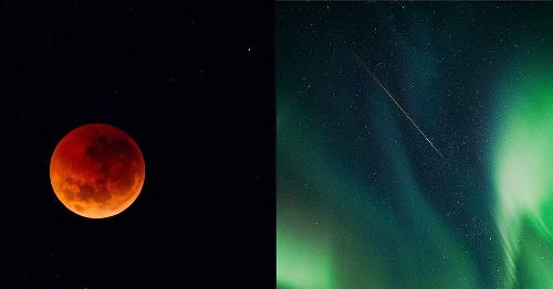 5 Enchanting Celestial Events Happening This Spring That You Can See From Canada