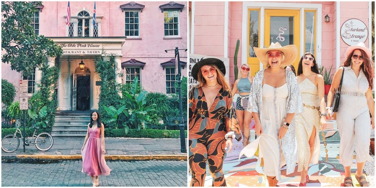 6 Perfectly Pink Spots In Georgia For The Most Photo-Worthy Girl's Getaway