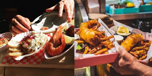 Ce nouveau « casse-croûte pêcheur » à 1h de Montréal sera digne de la bouffe gaspésienne