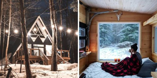 7 Cheap Ontario Cottages That Are Dreamy Cold Weather Getaways