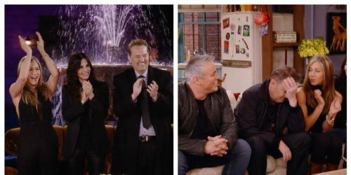 The 'Friends' Reunion Is Finally Out & Here Are 7 Of The Most Unforgettable Moments