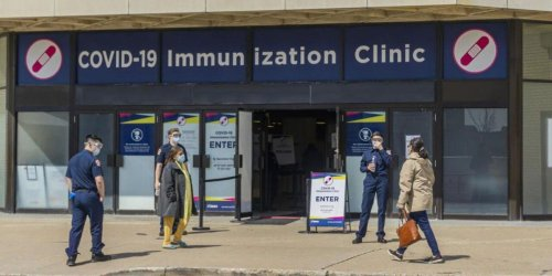 Any Adult In An Ontario Hot Spot Can Book A Vaccination Appointment As Of Tomorrow