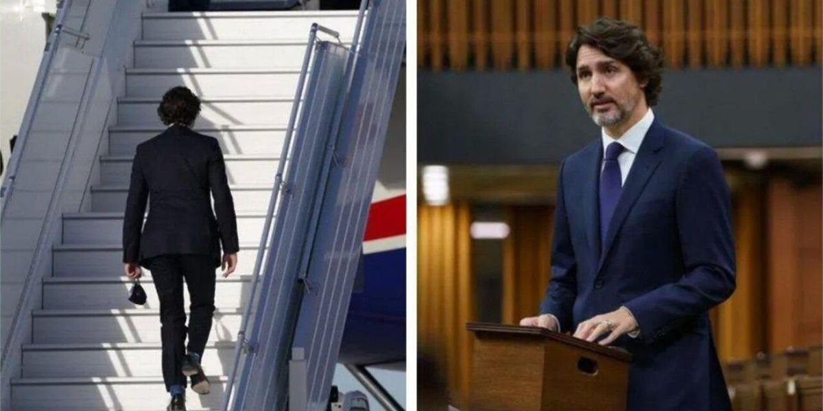 Trudeau Just Shared What Canada's 'Proof Of Vaccination' System For Travel Will Look Like
