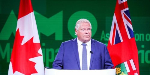 Doug Ford Finally Explained Where He's Been After Ontarians Called Him Out For Being MIA