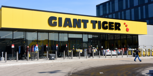 Giant Tiger Has Big Plans To Expand To 300 Stores Across Canada