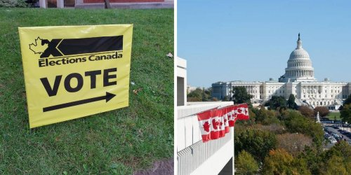 Over 55K People Are Voting Outside Of Canada & Here's Where Most Are Casting Ballots From