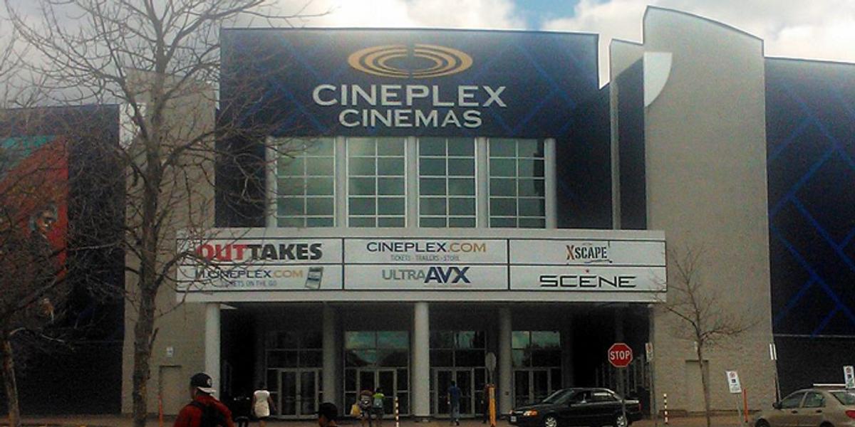 An Ottawa Cineplex Has Shut Down After A Staff Member Got COVID-19