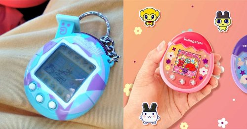 Tamagotchi Got A 2021 Makeover & The New Ones Are Coming To Canada