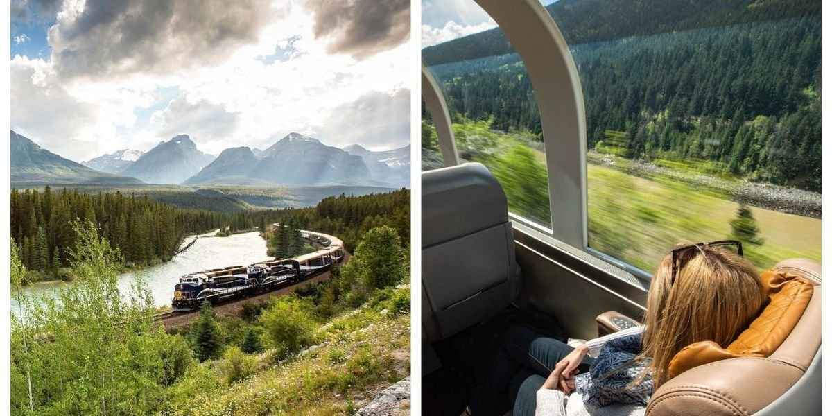 Air Canada Is Giving Away A Free Trip To The Canadian Rockies & Here's How You Can Enter