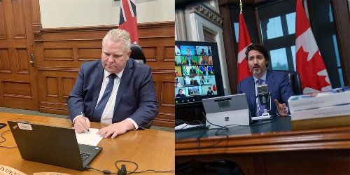 Doug Ford Says Canada's New Travel Restrictions Are 'Far Too Late' & Don't Do Enough