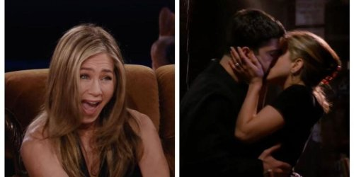 Jennifer Aniston & David Schwimmer Say They Almost Got Together For Real During 'Friends'