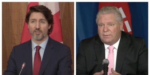 Trudeau & Doug Ford Won't Stop Roasting Each Other & This Is How It All Started