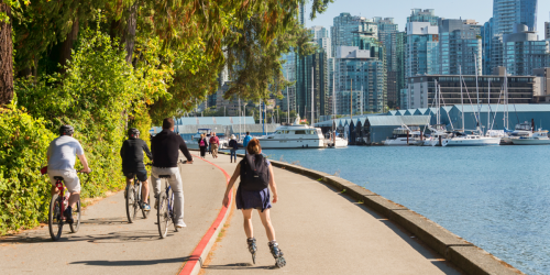 BC Is In For A Scorching Hot Summer With Less Rain Than Usual But It's Not All Good News