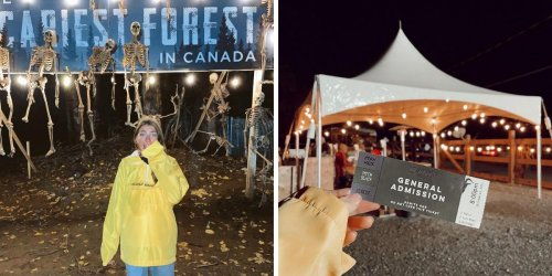 I Went To 'The Scariest Corn Maze In Canada' & I've Legit Had Nightmares Ever Since