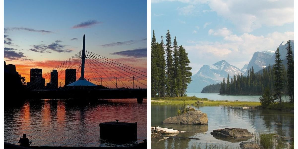 The 'World's Greatest Places' Were Just Ranked & Two Canadian Spots Made The Cut
