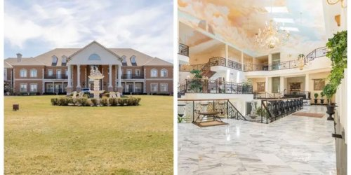 This Gigantic Ontario Mansion Is So Dreamy You Will Literally Have Your Head In The Clouds