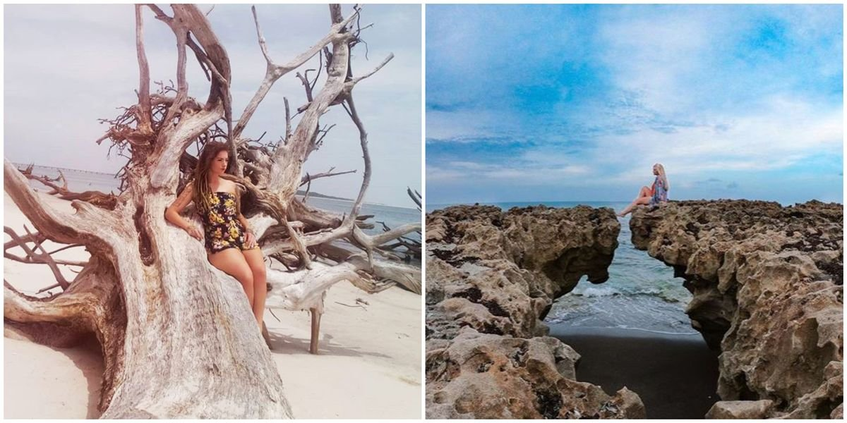 6 Florida Beaches With The Most Unique & Strange Shorelines
