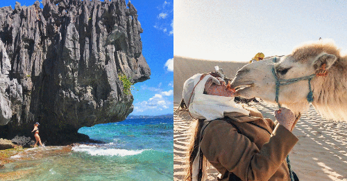 9 destinations à mettre sur ta bucket list pour quand t'auras ENFIN le droit de voyager