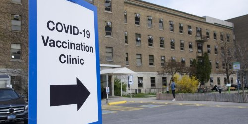 How Ontario's Science Table Wants To Handle Vaccinations For Kids 5 To 11 When The Time Comes