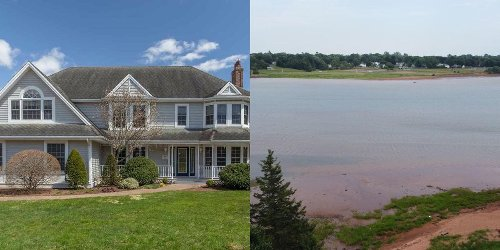 This Mansion With Its Own Red Sandy Beach In PEI Costs The Same As A House In Toronto
