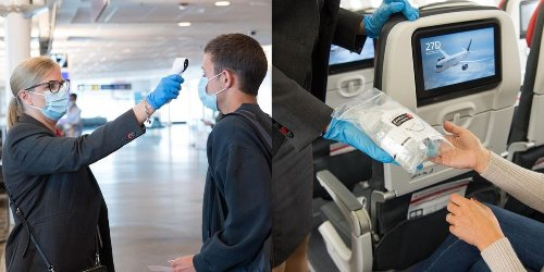 Travellers Entering Canada Must Now Take COVID-19 Tests Earlier & Here's Why