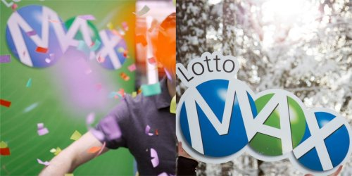 Someone In Canada Won The Lotto Max Jackpot & Is $60 Million Richer Now