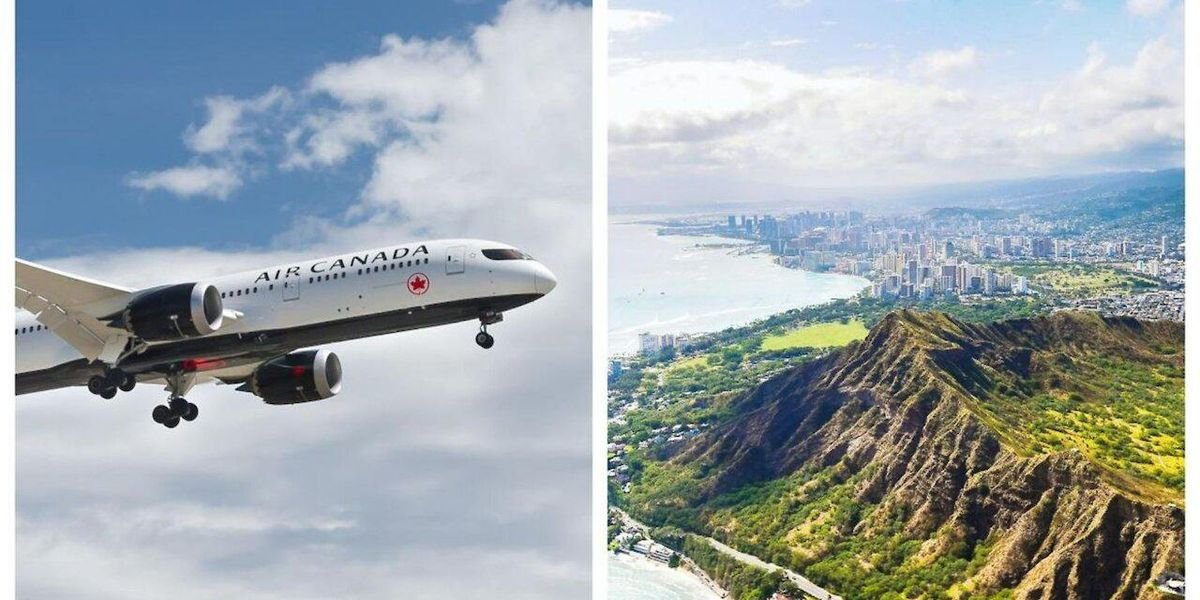 Air Canada Is Offering More Than 200 Daily Flights To The US Throughout The Summer