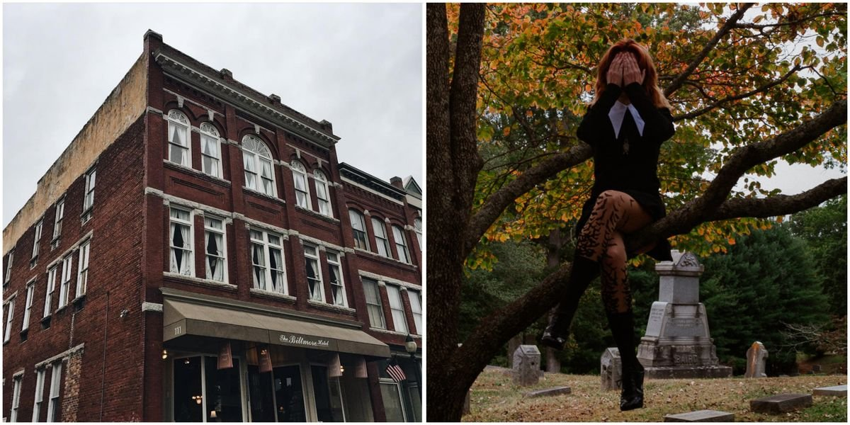 7 Most Haunted Spots In North Carolina That You Must Road Trip To This Fall