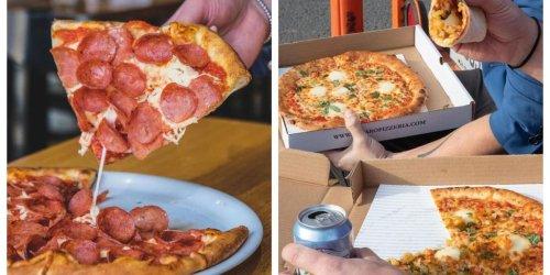 Tu peux avoir une pizza gratuite dans ce restaurant italien à Montréal ce week-end