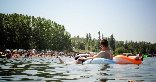Five Albertan Lakes Have Too Much 'Fecal Bacteria' In the Water To Swim Now