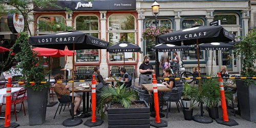 A Reminder Is Going Viral For Anyone Planning To Hit Patios In Toronto This Weekend