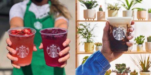 Starbucks offre un 2 pour 1 sur ses boissons pour quelques jours seulement