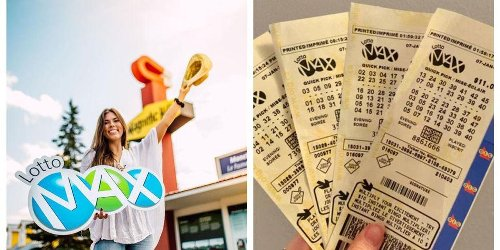 The Next Lotto Max Jackpot Is The Biggest In Canadian History & There's $117M Up For Grabs