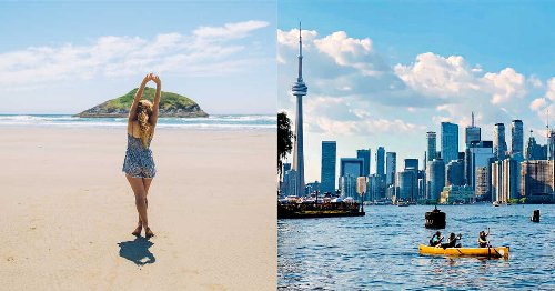 Canada's Summer Forecast Just Dropped & It's Going To Be A 'Sweltering' Season