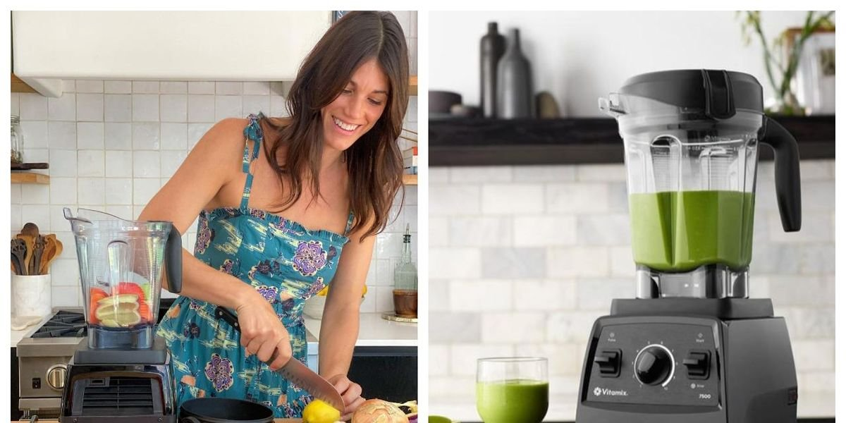 This VitaMix Blender Is $270 Off For The Next 2 Days & It'll Take Your Smoothies To The Next Level