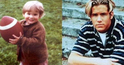 7 Super Old Photos Of Ryan Reynolds That Will Make You Love Him Even More