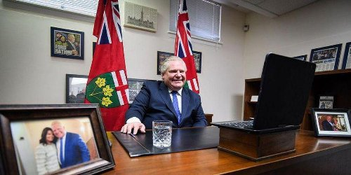 Ford Just Announced That Ontario Is Officially Moving Into Step One This Friday