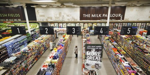 Your Chance Of Catching COVID-19 From Touching Stuff At Grocery Stores Is 'Low,' Says Study
