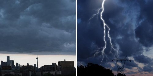 Environment Canada Warns Of Flash Flooding In Ontario & It Will Be A Sopping Mess