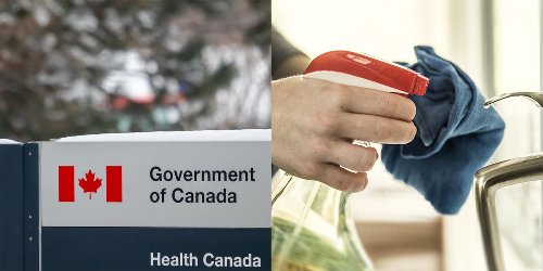 Health Canada Approved 5 New Disinfectants That Kill The Virus That Causes COVID-19