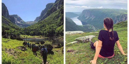 Visiting This Canadian National Park Is Like Taking A Trip Through The Fjords Of Norway