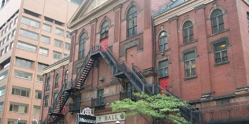 Massey Hall Is Officially Reopening This Fall & Has Already Announced Over 40 Shows