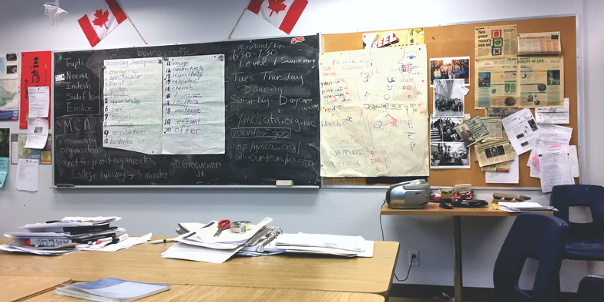 The TDSB's Tiny New Air Purifiers Can't Even Purify Air In The Smallest Classrooms