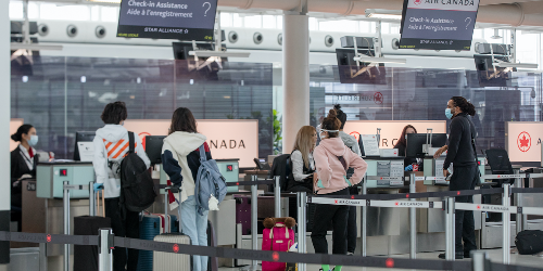 Canada Is Gearing Up To Announce Travel Measures For 'Fully Vaccinated Canadians' & Others
