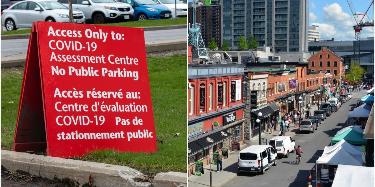 The Majority Of Ottawa's New COVID-19 Cases Are Children & People In Their 20s