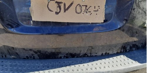 Ontario Driver Charged After Doing The Absolute Worst Job Faking A Licence Plate (PHOTO)