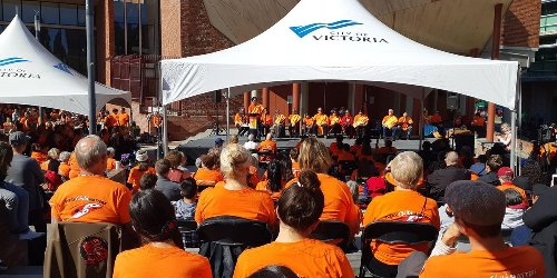 Some Canadians Will Wear Orange On Canada Day To Commemorate Residential School Victims